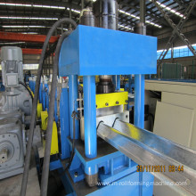 Highway 2&3 Waves Guardrail Production Line